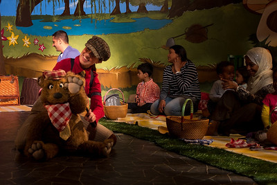 Teddy Bear's Picnic, Emerald City Theater, Chicago