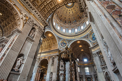 St. Peter's Cathedral, Vatican