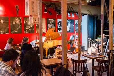 Thelonious - Lugar de Jazz, Bellavista